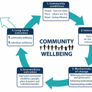 Community wellbeing indicators: scoping review | What Works
