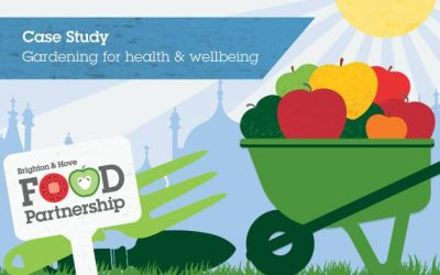 Brighton and Hove food partnership