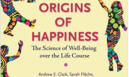 Origins of happiness: new research