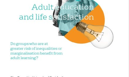 Can adult learning lead to higher life satisfaction?