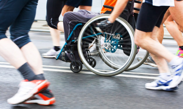 Disability, physical activity and wellbeing