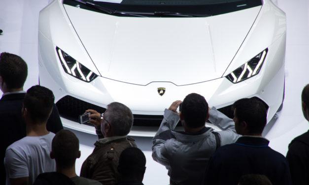 Will that Lamborghini make me happy?