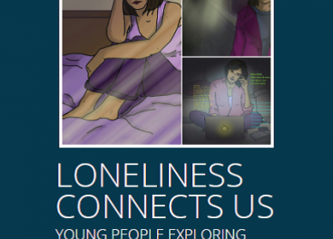 Young people experiencing loneliness and exploring friendships