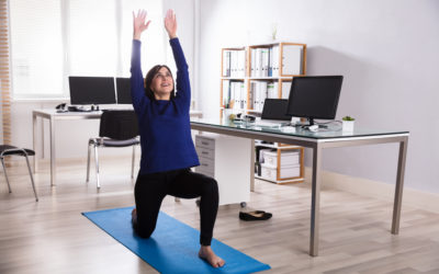 Does physical activity improve wellbeing in the workplace?