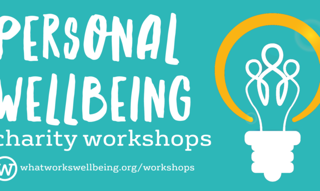 Understanding and measuring wellbeing: free workshops across the UK