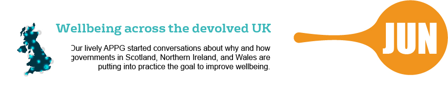 June - wellbeing across the devolved UK
