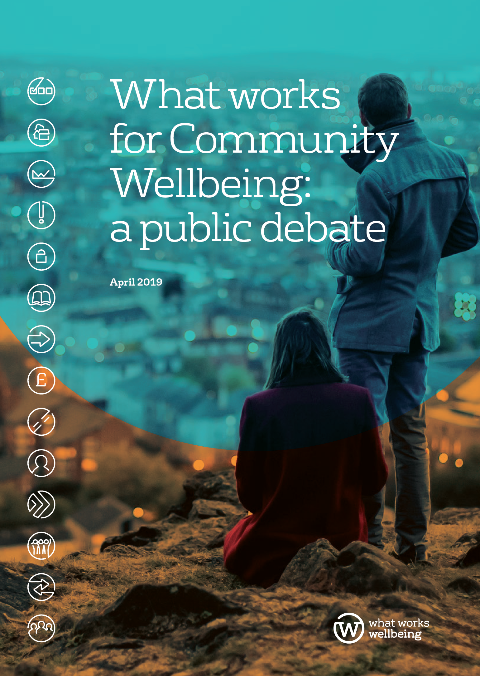What works for community wellbeing: a public debate
