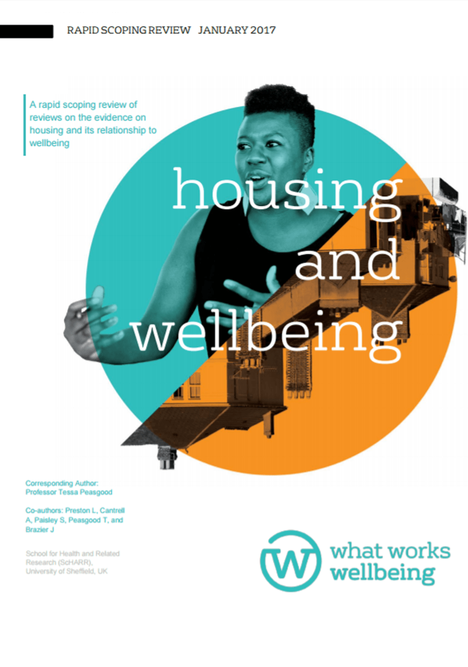 Housing and Wellbeing: Rapid Scoping Review + Appendices