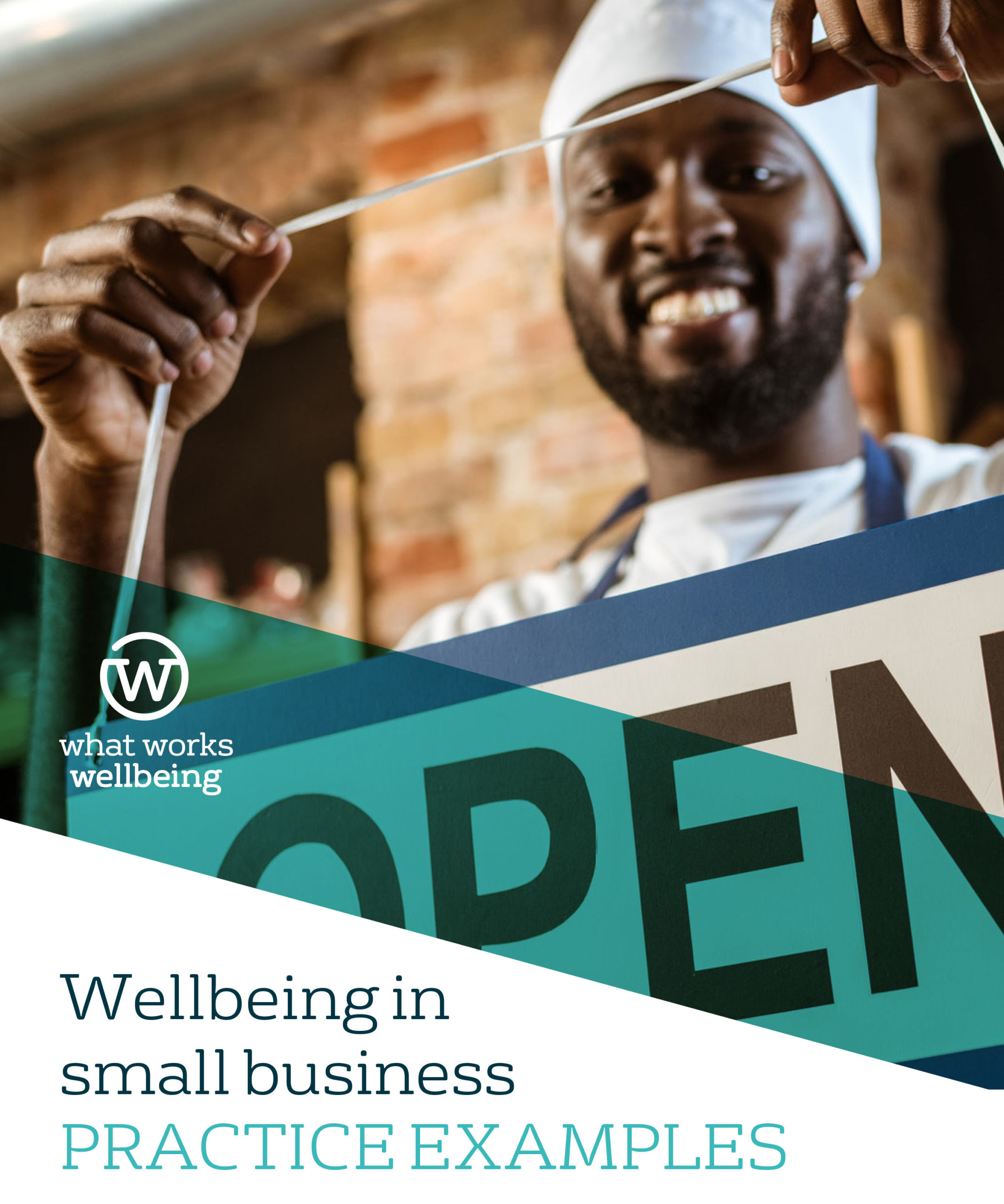 Wellbeing in Small Business