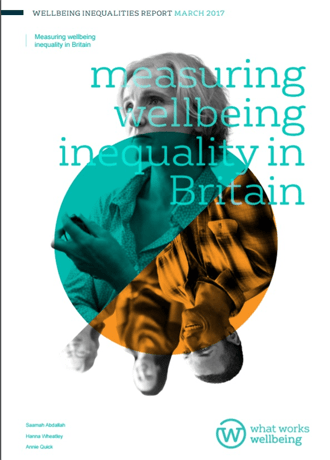 Measuring Wellbeing Inequality in Britain
