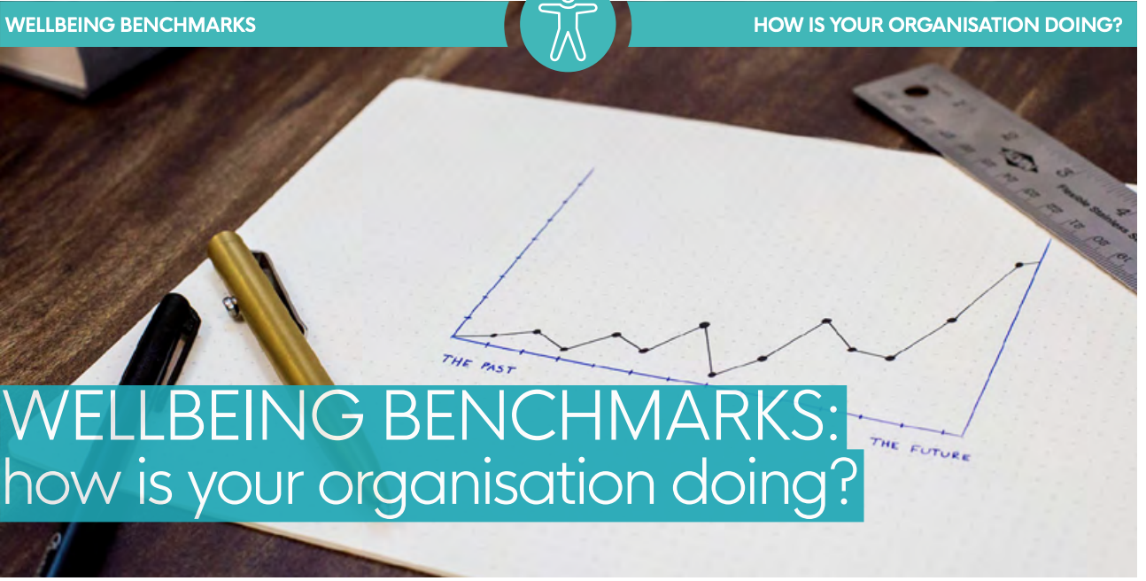 Wellbeing benchmarks – how is your organisation doing?