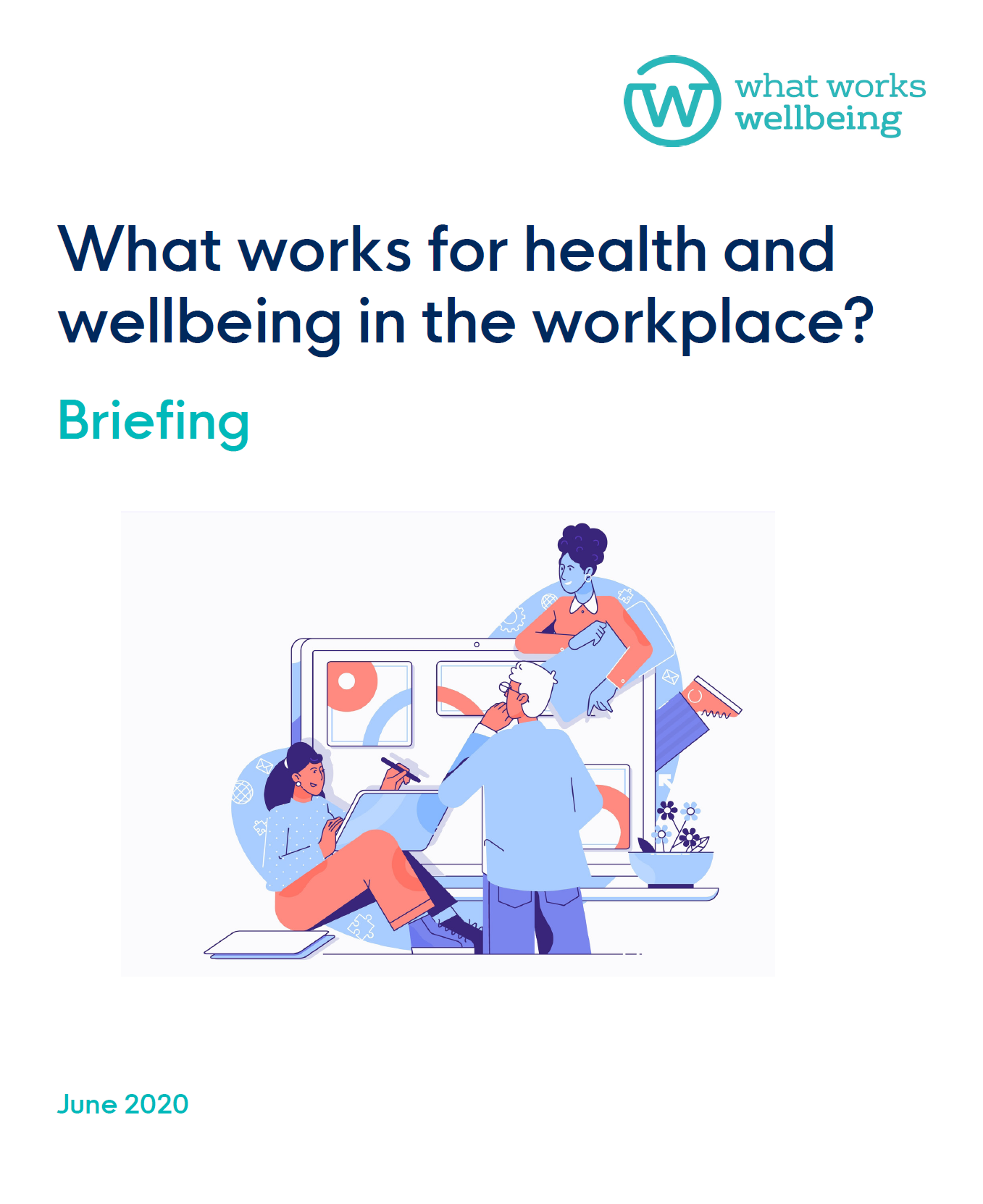 What works for health and wellbeing in the workplace?