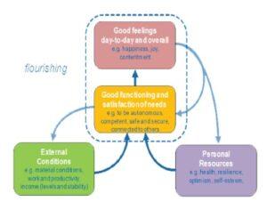 Wellbeing diagram