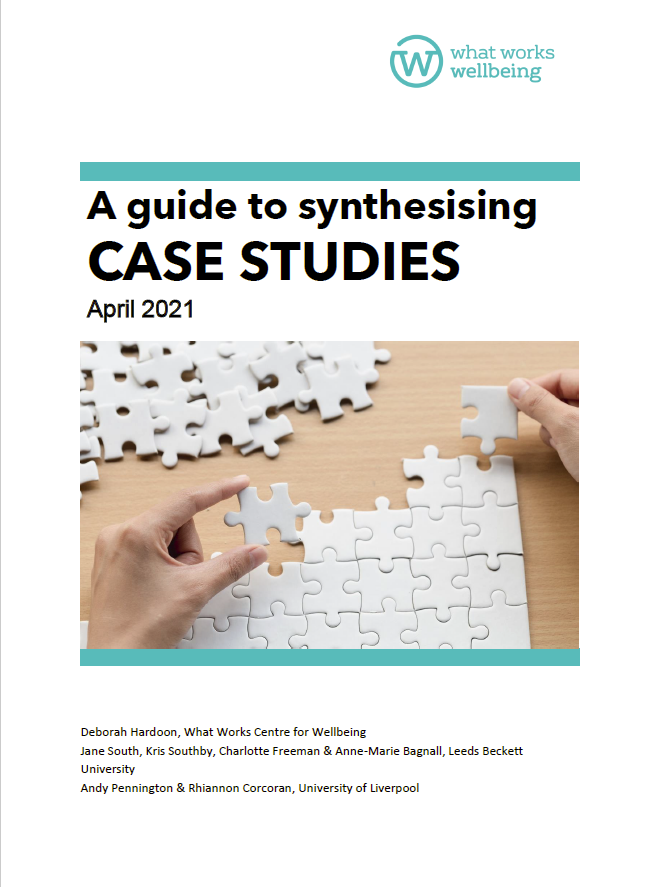 Case study synthesis: Centre guide