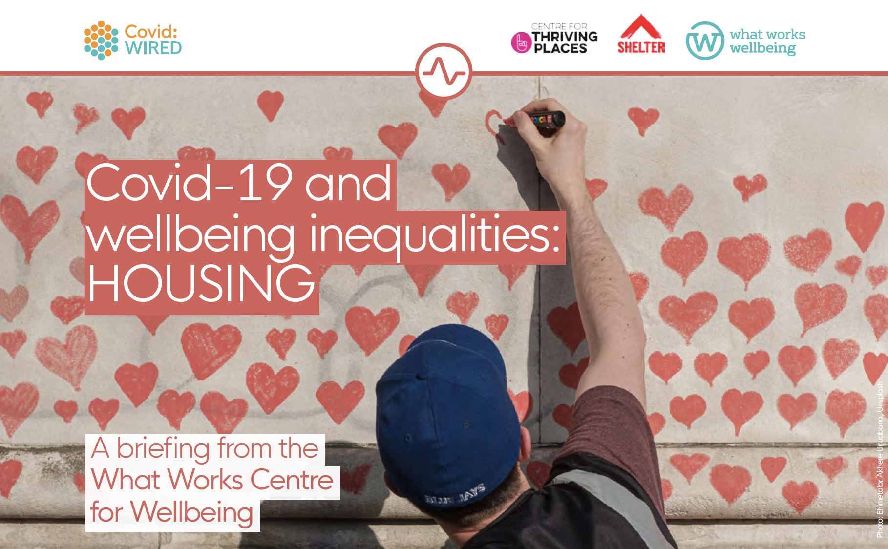 Covid-19 and wellbeing inequalities: Housing