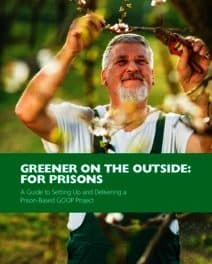 Target: Wellbeing – Greener on the Outside of Prison