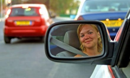 Happy people wear seat belts: risk taking and wellbeing