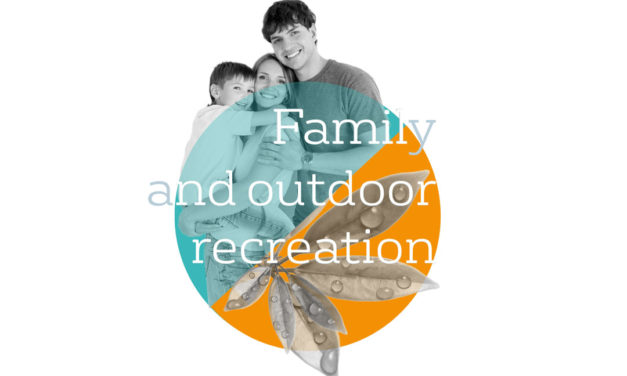 Does outdoor recreation with family promote subjective wellbeing?
