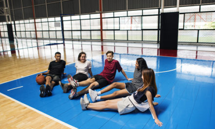 Can community sport impact young people's wellbeing in disadvantaged areas?